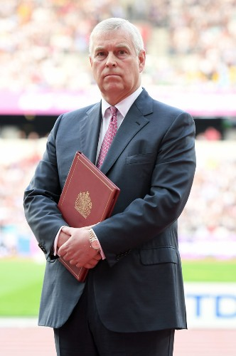The Investigation Into Prince Andrew's Behavior Just Got Way More Serious