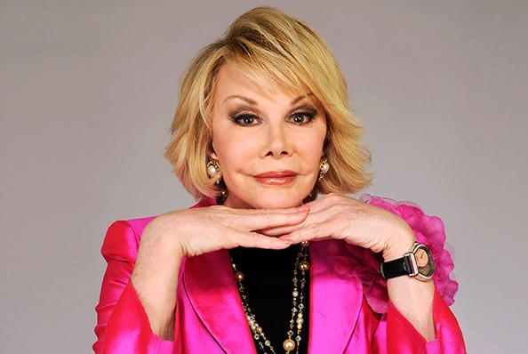 Joan Rivers Dies at 81: 10 Funny Quotes from the Legendary Comedienne