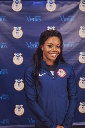 Olympic Gymnast Gabby Douglas on Going After Your Dreams and Beauty Product Faves