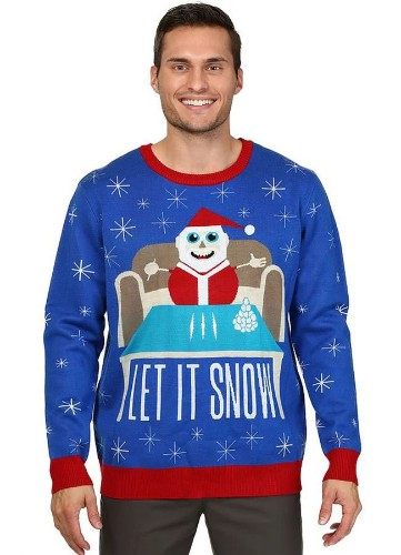 Walmart Apologized for Selling a Holiday Sweater with an Obvious Drug Reference