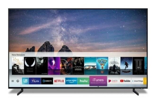 Apple Makes a Big Splash at CES with Samsung TV Partnership