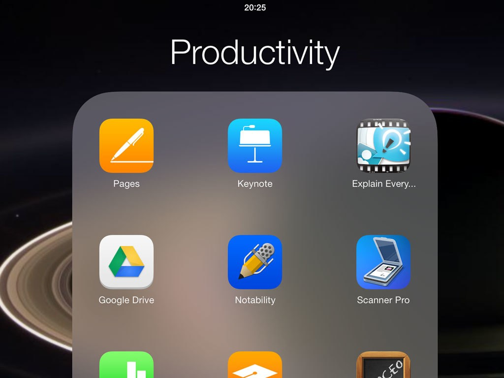 5 iPad Apps for the Productive 21st Century Student