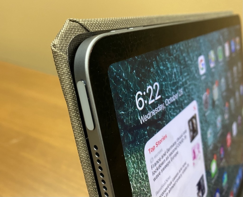 Apple Should Include the iPad Air 4's TouchID Sensor On the iPhone 13