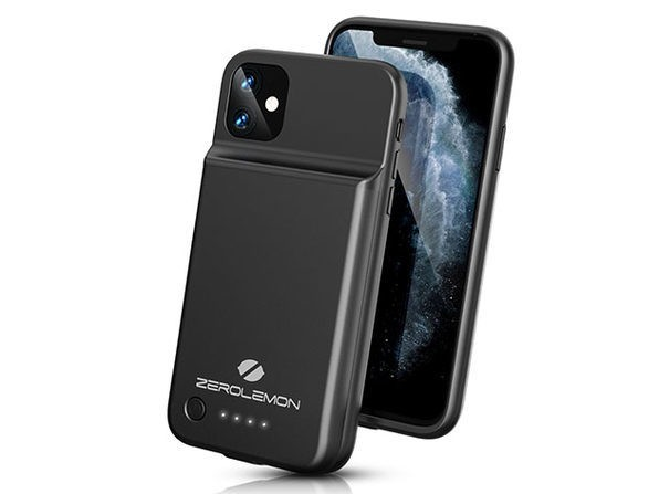 Deals: SlimJuicer 5,000mAh Wireless Charging Case for iPhone 11 Pro Max