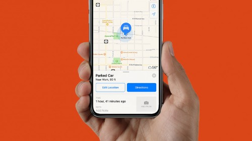 How to Find Your Parked Car Using Apple Maps on iPhone
