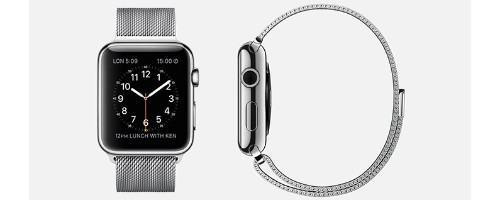 Get the Milanese Loop Watchband Without the Milan Price