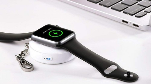 Review: This Compact Apple Watch Charger Goes Anywhere