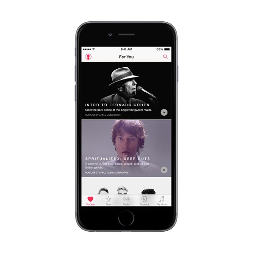 Apple Launches Music Streaming Service Today with iOS 8.4 Update