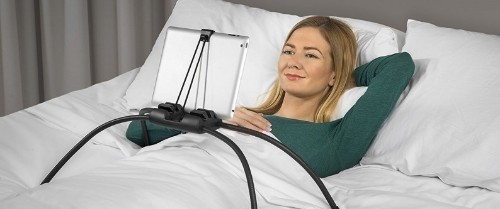 At Last, a Comfortable Way to Use Your iPad