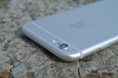 Apple Patent Hints at Cracked Screen Prevention