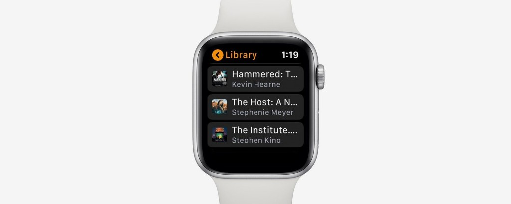 How to Listen to Audiobooks on an Apple Watch