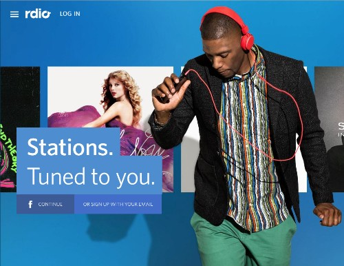 Rdio's $3.99/Month Streaming Service Includes 25 Daily Downloads