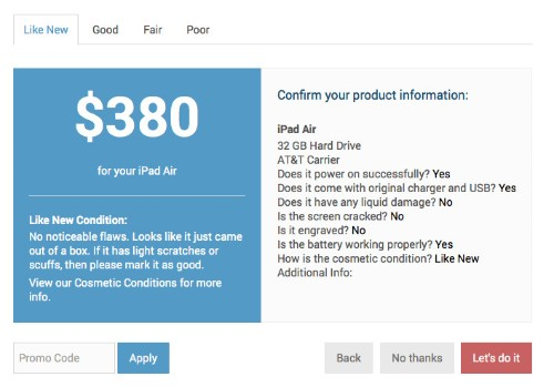 Lock in Trade-in Pricing on Your iPad Before October 16
