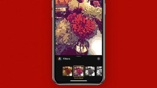 How to Use Live Camera Effects in Messages on iPhone