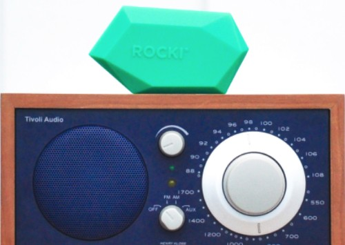 ROCKI Makes Your Existing Speakers Wireless Without Bluetooth
