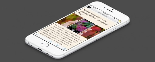 How to Use Reader Mode in Safari on iPhone
