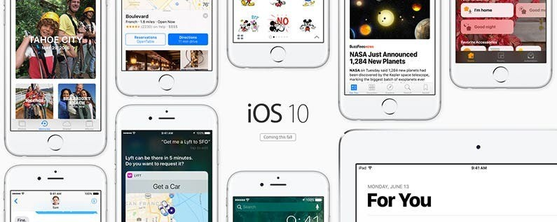 Ten iOS 10 Features That Will Completely Change How You Use iPhone