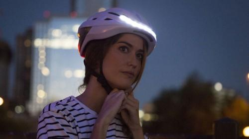 Smart Bicycle Gear: Lumos Bike Helmet Review