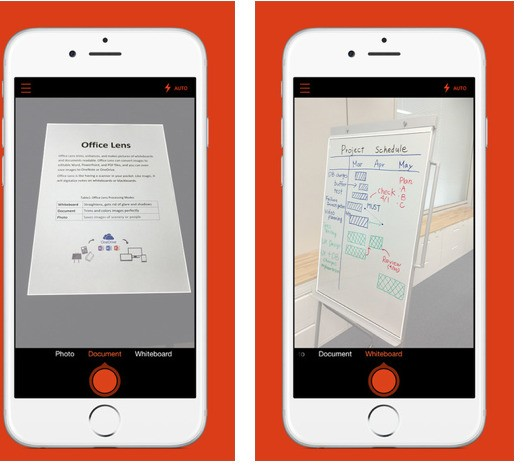 New Free App from Microsoft Turns Your iPhone Into an OCR Scanner