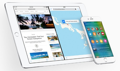 Apple Makes iOS 9 Beta Available for Download