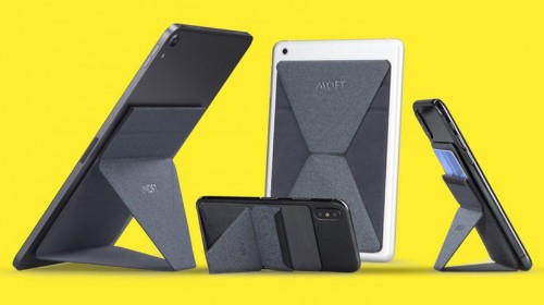 Review: MOFT X Invisible Foldaway Stand for iPhone & iPad
