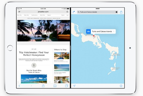Early Reviews of iOS 9 Split Screen on iPad
