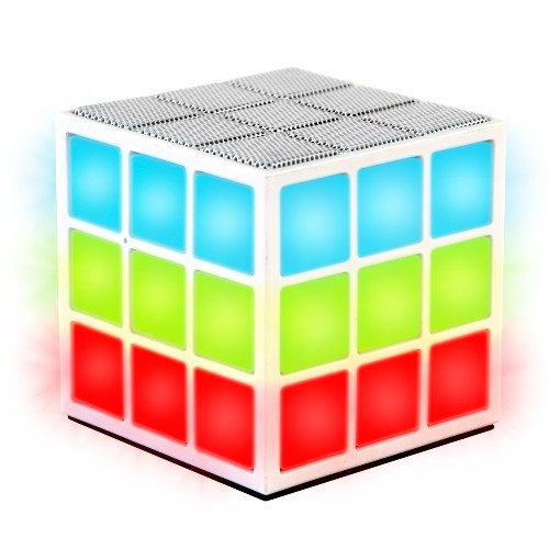 MOBI Cube Is a Fun and Functional Bluetooth Speaker