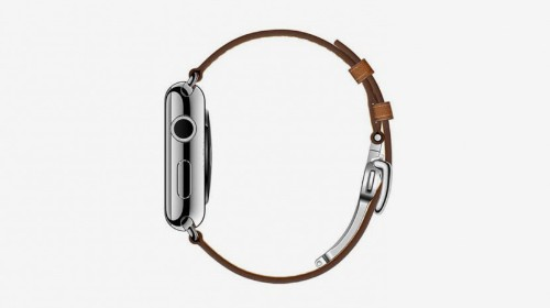 Review: A High Fashion Apple Watch Band without the High Price