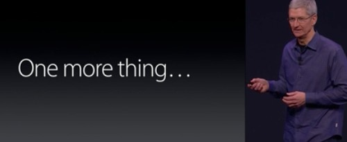 Apple Offers More