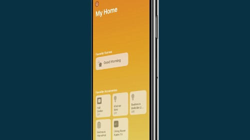 How to Create a Smart Home Scene in the iPhone Home App