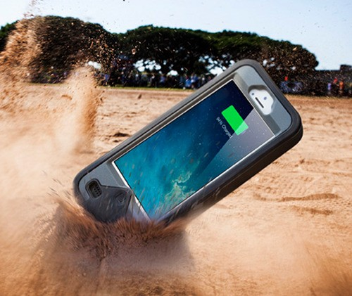 Versatile iPhone Case from ibattz Contorts to Your Will