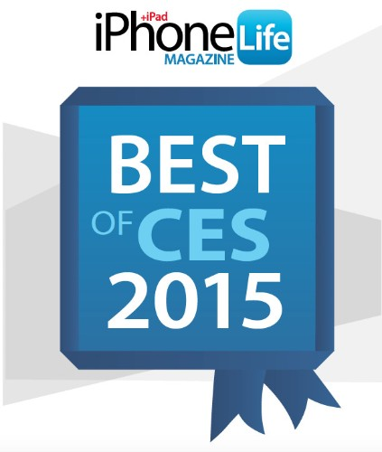 Presenting iPhone Life's Best of CES 2015 Winners! | iPhoneLife.com