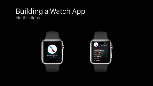 Apple Watch Distinguishes Between Short and Long Looks