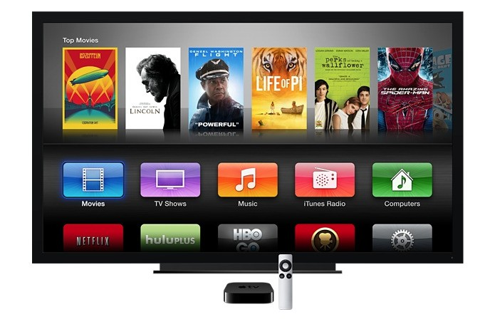 Bloomberg Reports Apple Planning New Apple TV Device by April