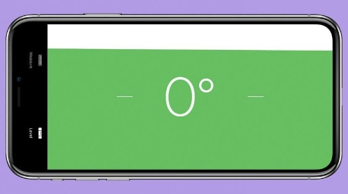 How to Use the Level in the Measure App on Your iPhone