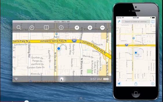 "Video Shows Apple's Forthcoming ""iOS in the Car"""