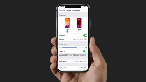 How To Schedule Dark Mode on Your iPhone & iPad