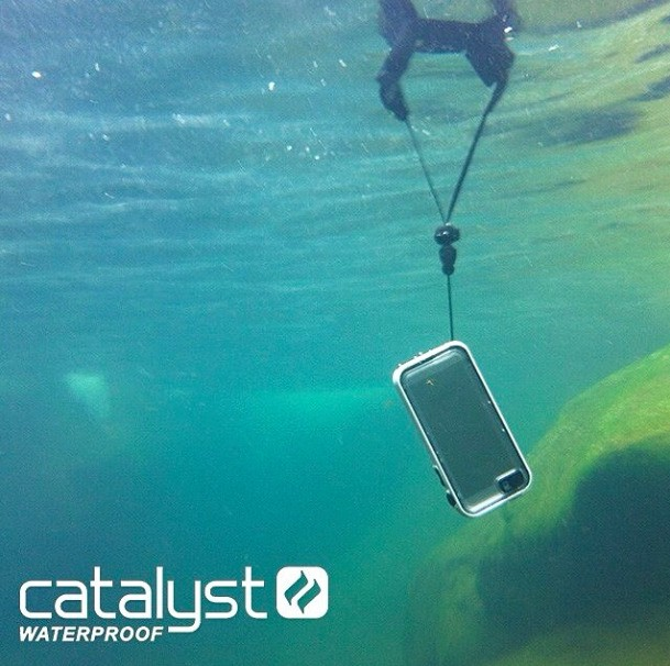 Adventure-Proof Your iPhone with Catalyst's New Touch ID Compatible, Waterproof Case