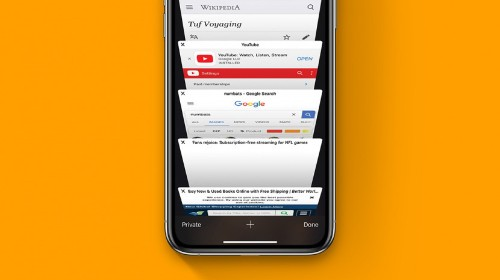 How to Rearrange Tabs in the Safari App on Your iPhone