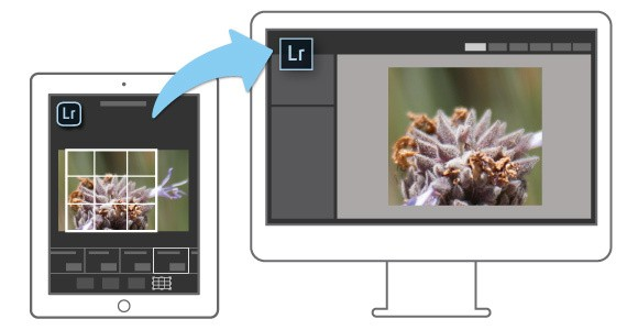 Adobe Brings Lightroom to iPad