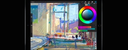 5 Essential iPad Apps for Artists & Designers