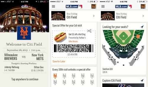 Baseball Stadiums Set to Begin Installing iBeacons