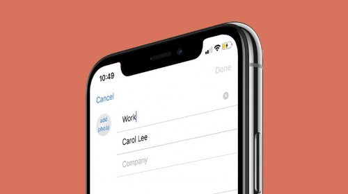 How to Group Your Contacts by How You Know Them in the iPhone Contacts App