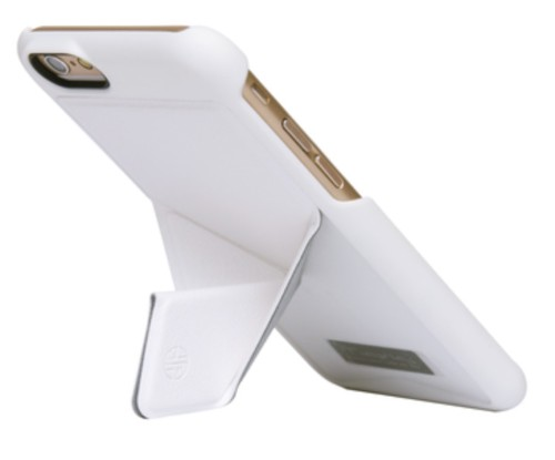 Tigris Shell Stand Case is a Minimalist Case With a Twist