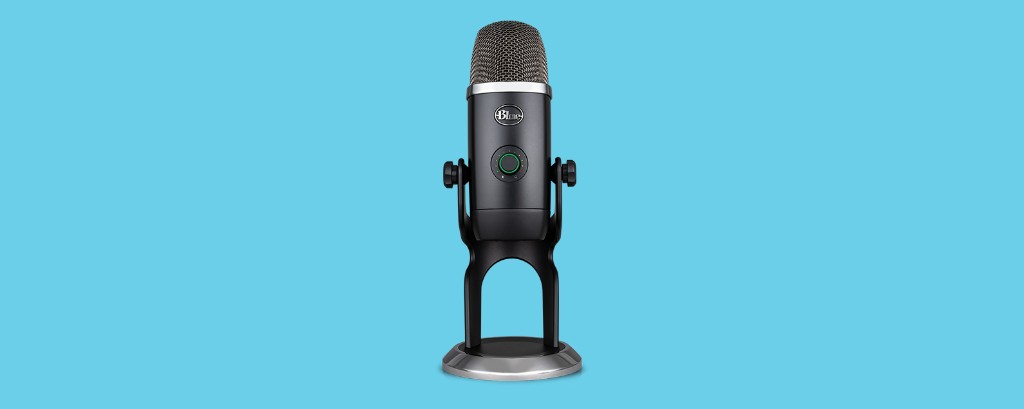 Review: The Blue Yeti X Makes Podcasting & Conferencing Easy
