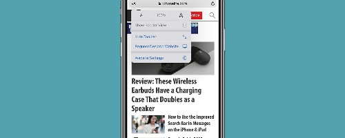 How to Customize Safari Settings for Individual Websites