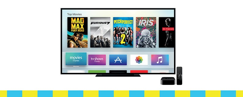 At Long Last: Apple TV Gets an Update