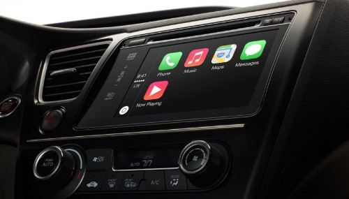Apple's New CarPlay To Be Available for Some Older-Model Vehicles