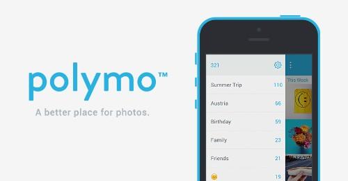 Polymo: The Organizational Photography App