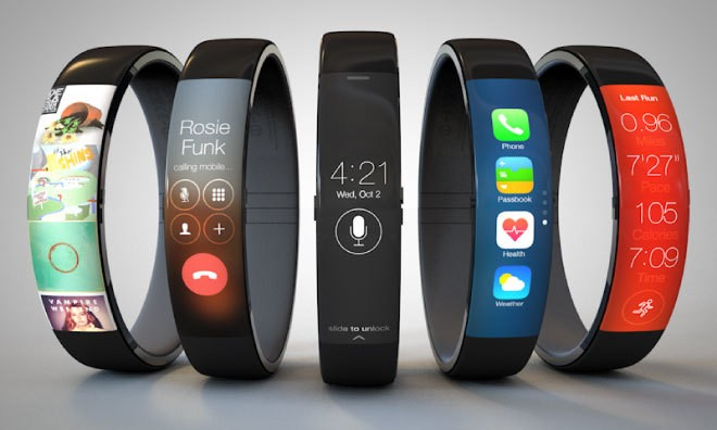 Rumors: iWatch to Arrive in October, Will Have Curved LED Display
